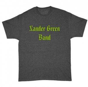 Dark Grey Basic Dark T-Shirt
