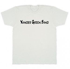Silver Basic American Apparel T-Shirt