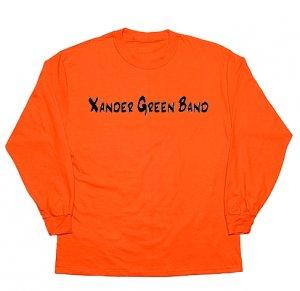Orange Basic Long Sleeve