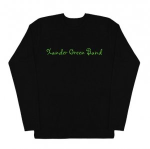 Black American Apparel Long Sleeve (Fitted)