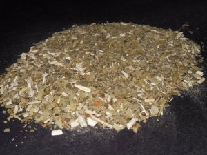 1 LB. AUTHENTIC BRAZILIAN YERBA MATE tea leaf - Ilex Paraguensis