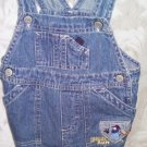 Boys clothing baby size 3 months overalls by Carter's