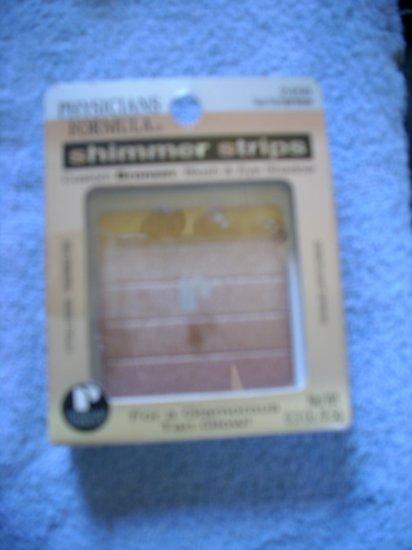 Physicians Formula Shimmer Strips Custom Bronzer  #2745 Waikiki Strip/Peachy glow bronzer