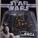 Star Wars Saga Collection C-3PO w/ EWOK THRONE 042 unopened