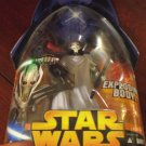 Star Wars Revenge of the Sith GENERAL GRIEVOUS #36 unopened