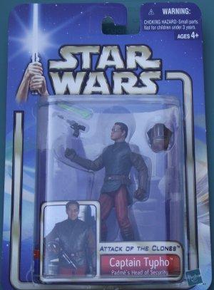 Star Wars 2002 CAPTAIN TYPHO #09 unopened