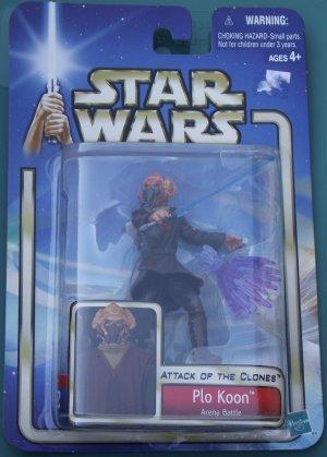 Star Wars 2002 PLO KOON #12 unopened