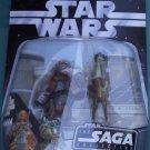 Star Wars Saga Collection DUD BOLT & MARS GUO #051 unopened
