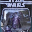 Star Wars Saga Collection R4-M6 (MACE WINDU'S ASTROMECH DROID) #074 unopened