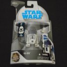 STAR WARS The Clone Wars R2-D2 1st DAY ISSUE unopened