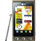 LG KP500 Cookie GSM Quadband Phone (Unlocked) Elegant Gold