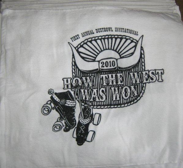 Dustbowl Invitational Towel