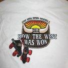 Men's Full Color Logo T-Shirt Size Medium