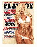 Playboy Magazine - September 2009