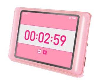 "Ramos ipearl Q19 2GB 2.8"" MP5 Player (Pink)"