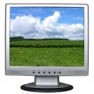 "17"" Amptron TFT LCD Flat Panel Monitor w/Speakers (Silver) - NEW"