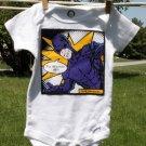 I'll Get You! Super Hero Onesie size 3-6 months