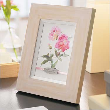 """""""Mom's Love Is Always Blooming""""  Framed Sentiment"""