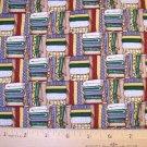 1 yard -  Debbie Mumm - South Seas Imports fabric - Fabric Bolts