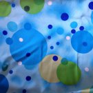 1 yard - Alexander Henry - Blue, Green, Yellow circles and bubbles - 56-60 inch width