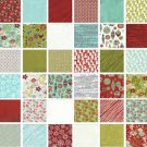 Moda Charm Pack - Aspen Frost by basicgrey - Winter / Holiday print fabric