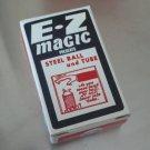 E-Z MAGIC STEEL BALL AND TUBE / Vintage Magic