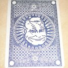 AL FLOSSO THROW-OUT CARD - RARE! / Vintage Magic Epheme
