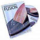 FUSION (US QUARTER) BY MICHAEL RUBINSTEIN / Magic DVD