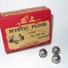 MYSTIC PLUGS / Vintage Magic Trick