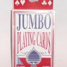 JUMBO PLAYING CARDS - BRAND NEW / Card Magic