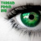 THREAD FROM EYE / Magic Trick