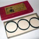 ADAMS' CHINESE RING MYSTERY / Vintage Magic Trick