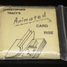 CHRISTOPHER TRACY'S ANIMATED CARD RISE / Card Magic