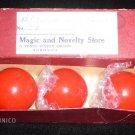 VINTAGE BILLIARD BALLS / Vintage Magic