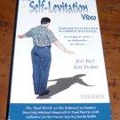 THE SELF-LEVITATION VIDEO VHS / Magic Video