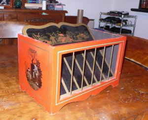 WORTH MAGIC ANIMAL VANISH BOX / Collectible Magic