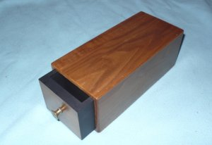 MILSON-WORTH DRAWER BOX / Collectible Magic