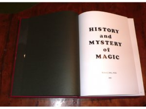 DR. ALBO VOLUME X HISTORY AND MYSTERY OF MAGIC