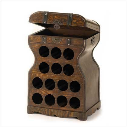 Wine Plantation Vinter's Chest Retail Price $149.95