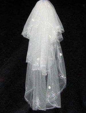Wedding Dress Accessories -Veil (VL004)