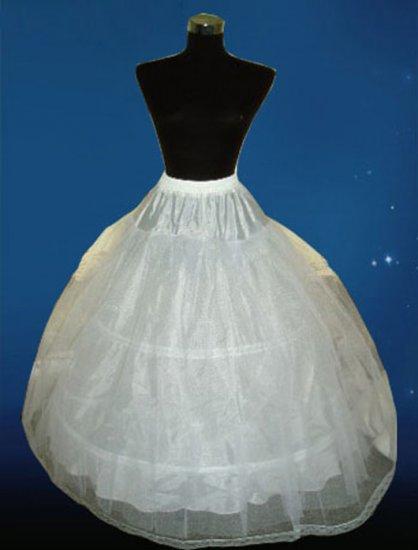 Wedding Dress Accessories-Wedding Petticoat PT004