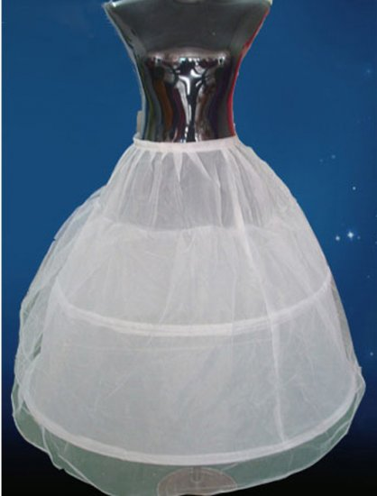 Wedding Dress Accessories -Wedding Petticoat PT006