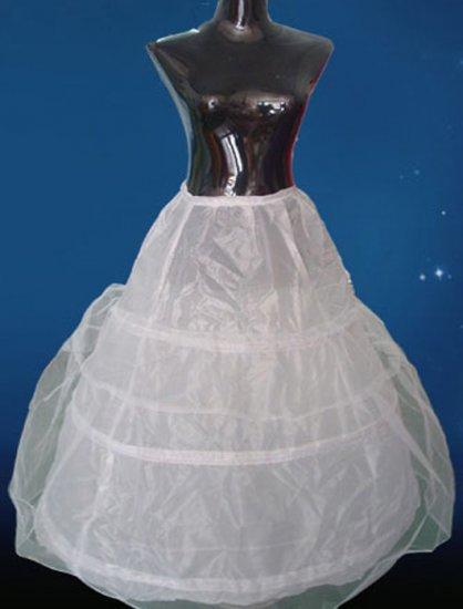 Wedding Dress Accessories -Wedding Petticoat PT007