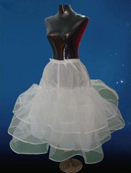 Wedding Dress Accessories -Wedding Petticoat PT008