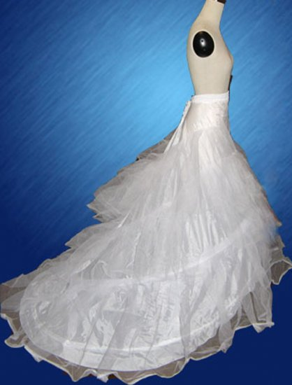 Wedding Dress Accessories -Wedding Petticoat PT009