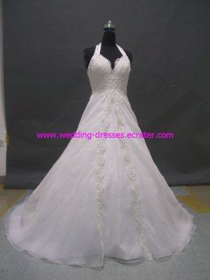 Real Wedding Gown / Sample Picture Of Factory(WD455)