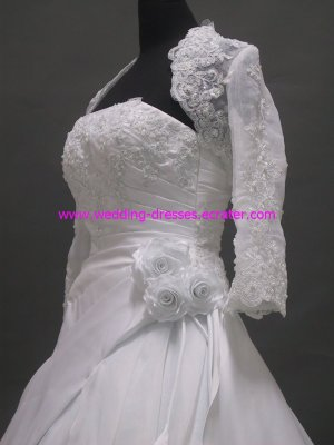 Real Wedding Gown / Sample Picture Of Factory(WD460)