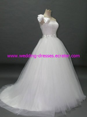 Real Wedding Dress / Sample Picture Of Factory(WD485)