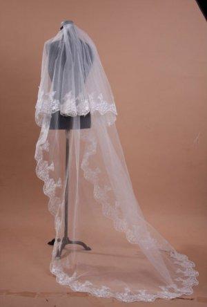 Wedding Dress Accessories -Veil (VL003)
