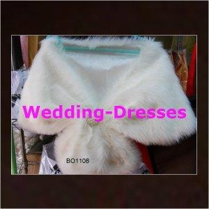 White Jacket / Bolero / Wedding Dress Jacket 043